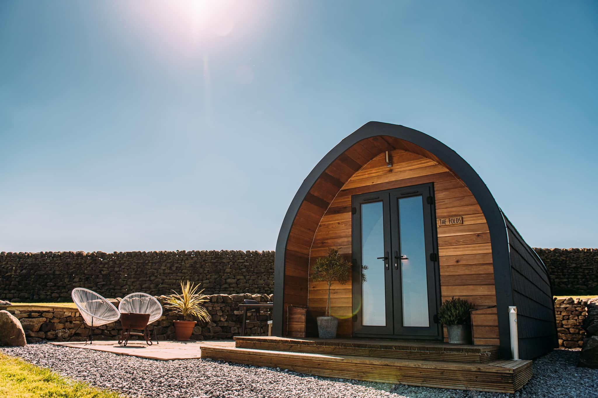 The Weekend Warrior's Guide to Glamping Near Ingleborough