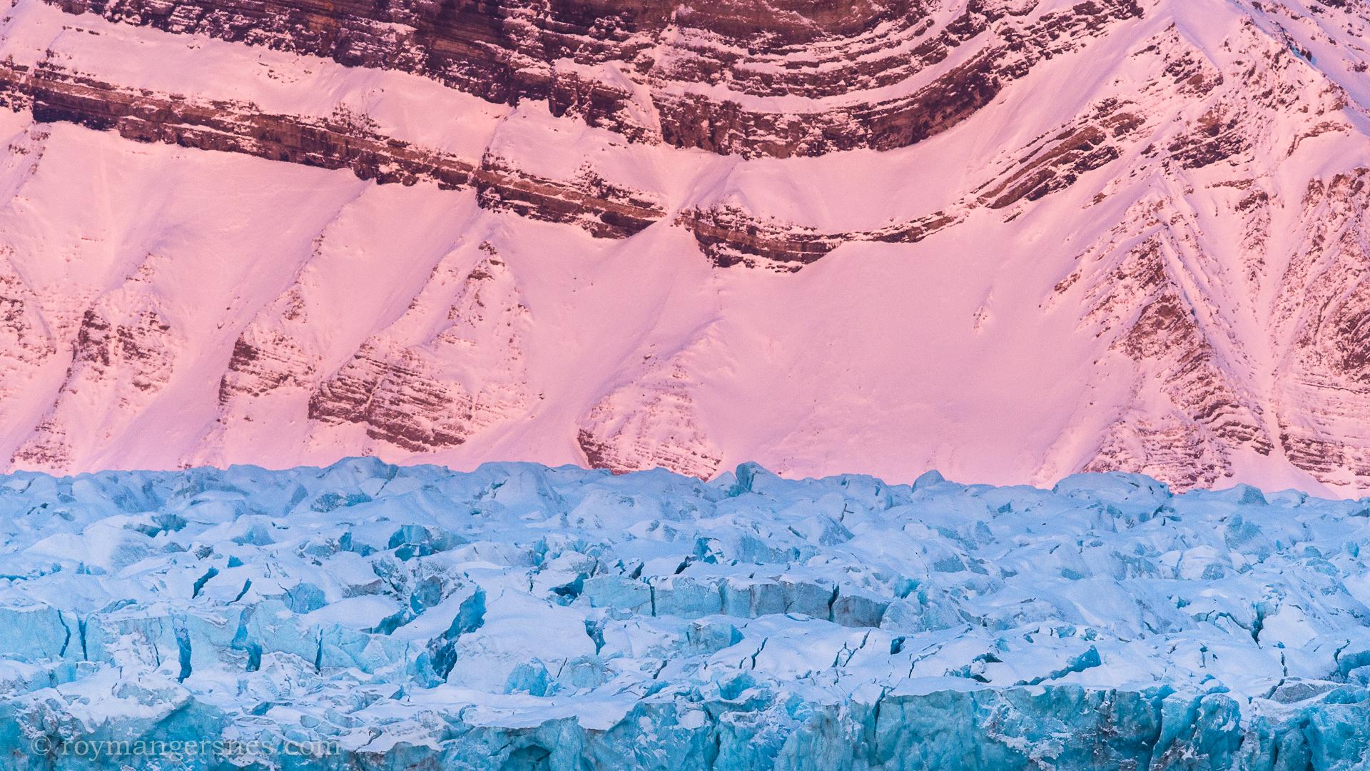 Svalbard Glacier_Winter1