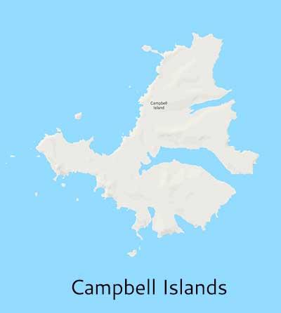 Campbell Islands