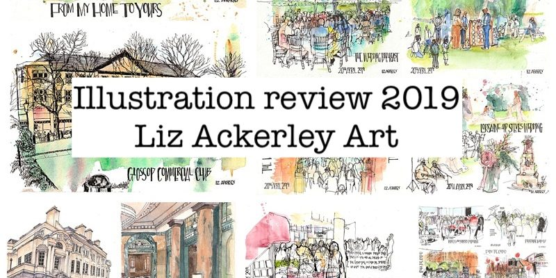 Illustration project review 2019