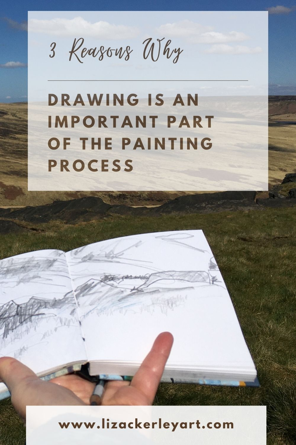 reasons why drawing is an important part of the painting process