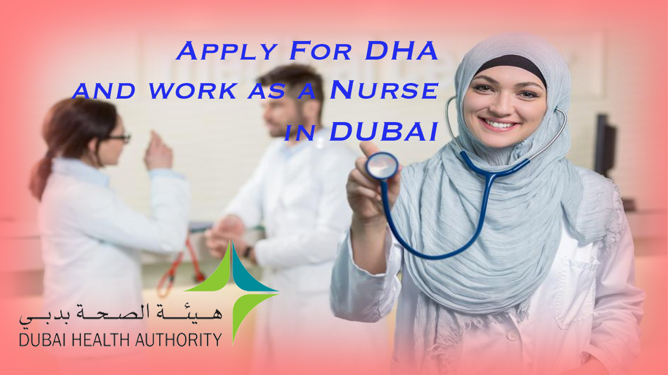 How to Apply for DHA