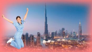 Dubai-nurse