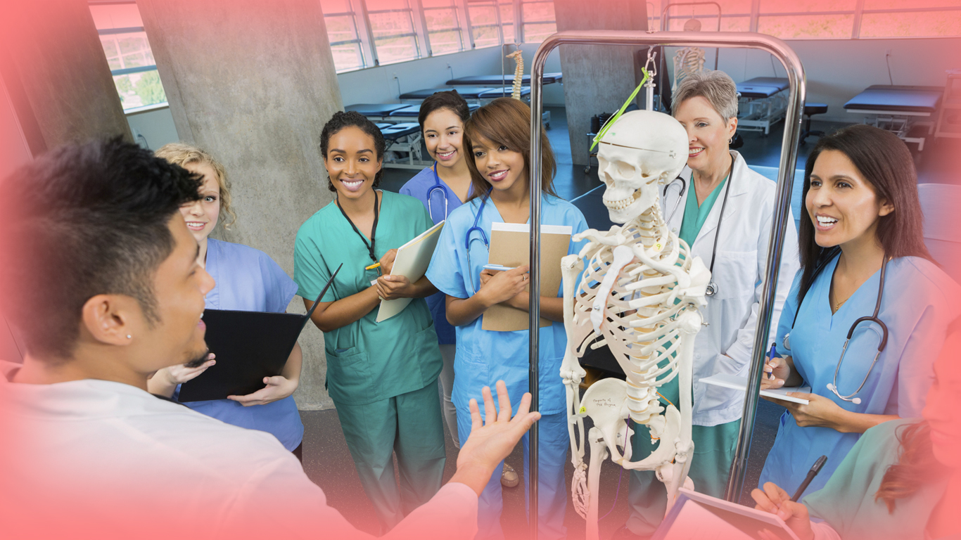 Education and Practice requirements for UK Nurse