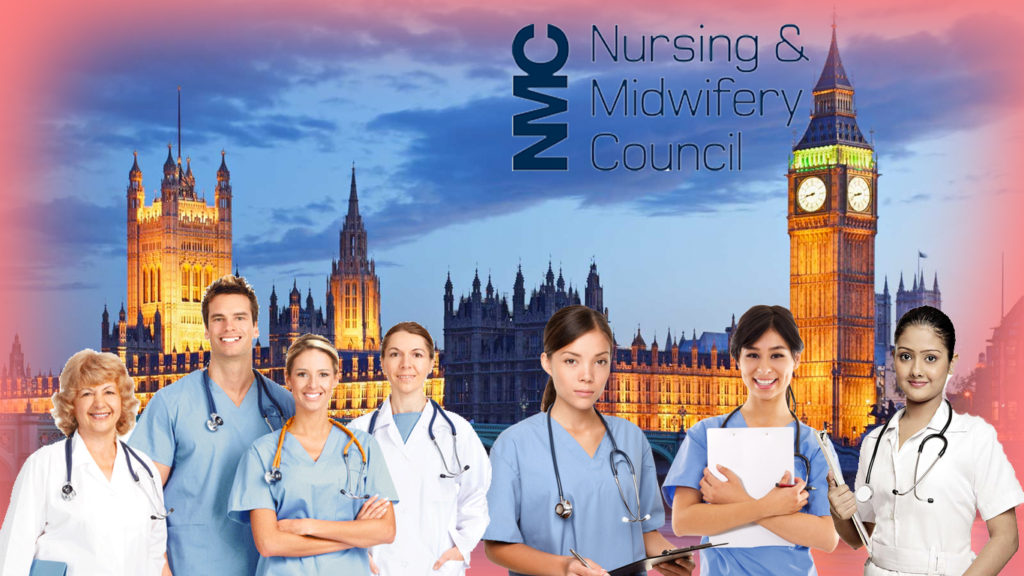 UK Nurse application process