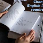 Change to English language requirements for UK Nurse.
