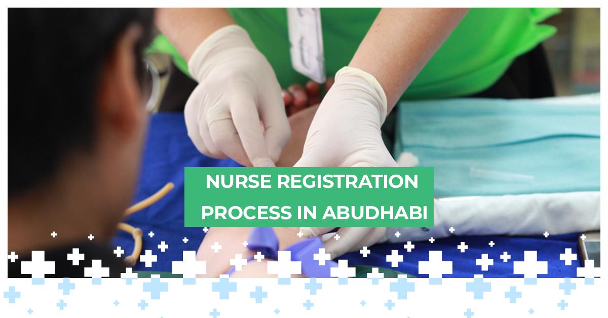 Nurse Registration Process in Abu Dhabi