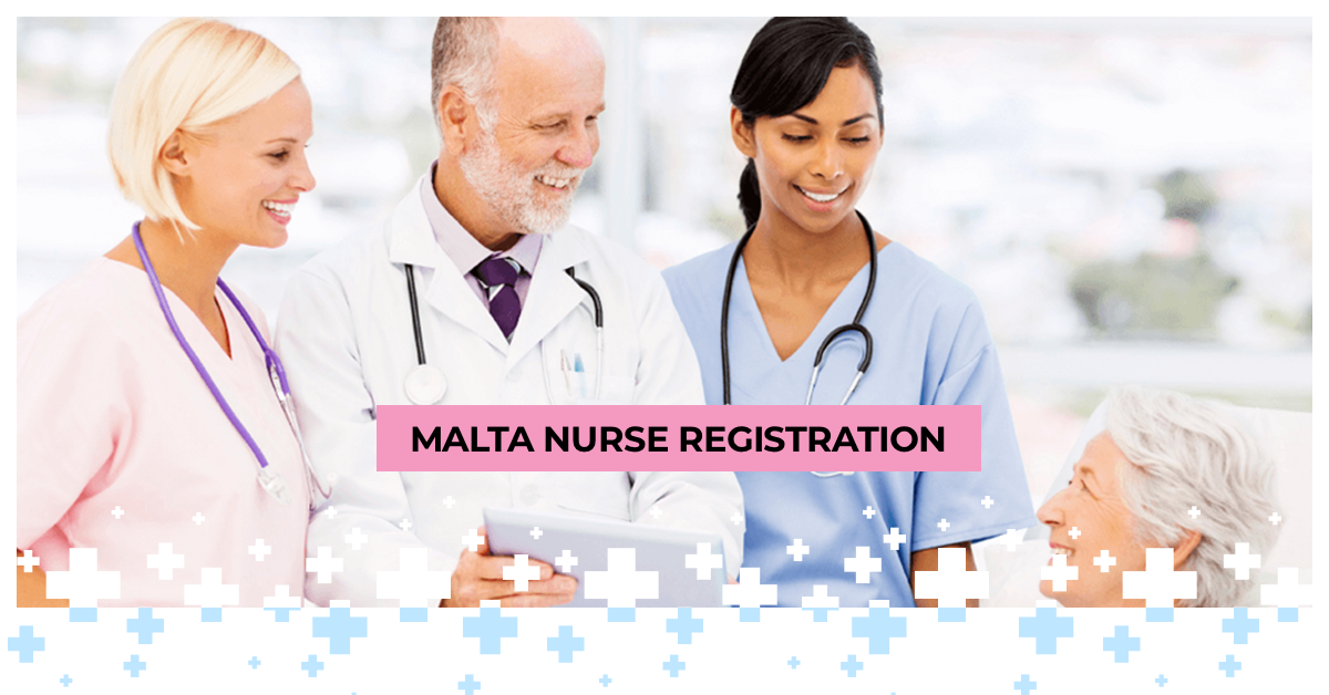 Malta Nurse Registration