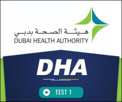 DHA Exam Practice Test