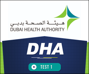 DHA Exam Practice Test