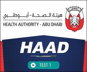 haad exam