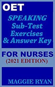 Updated OET Preparation Book