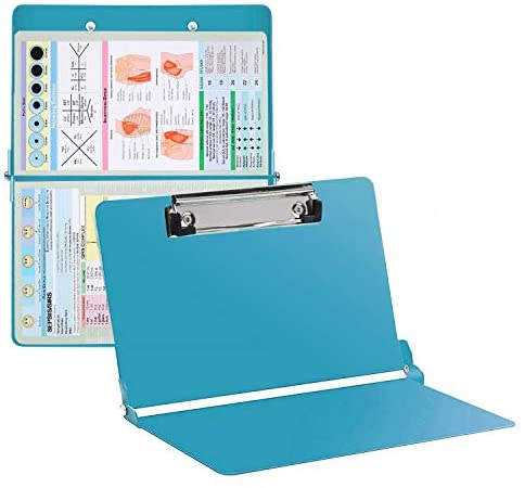 Nursing Clipboard Foldable (Metal)