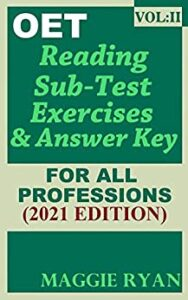 OET Reading (5 sets) For All-Professions