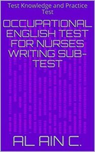 OET Writing Test Knowledge and Practice Test