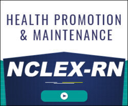 Health Promotion & Maintenance