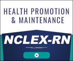 Health Promotion & Maintenance