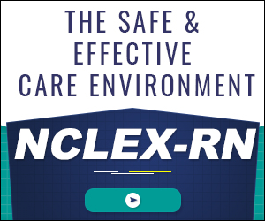 The Safe & Effective Care Environment