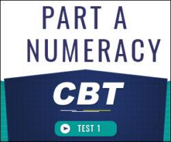 NMC CBT Numeracy Test 1