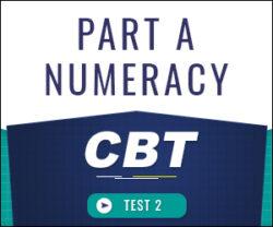 NMC CBT Numeracy Test 2