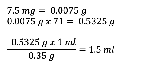 CBT Numeracy Question 25