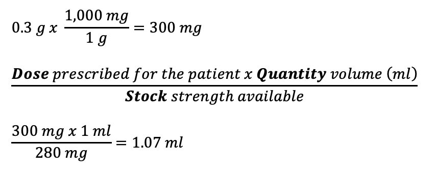 CBT Numeracy Question 30