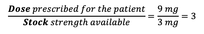CBT Numeracy Question 38