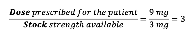 CBT Numeracy Question 39