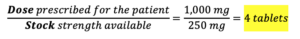 CBT Numeracy Question 41