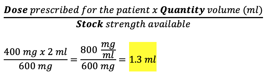 CBT Numeracy Question 10