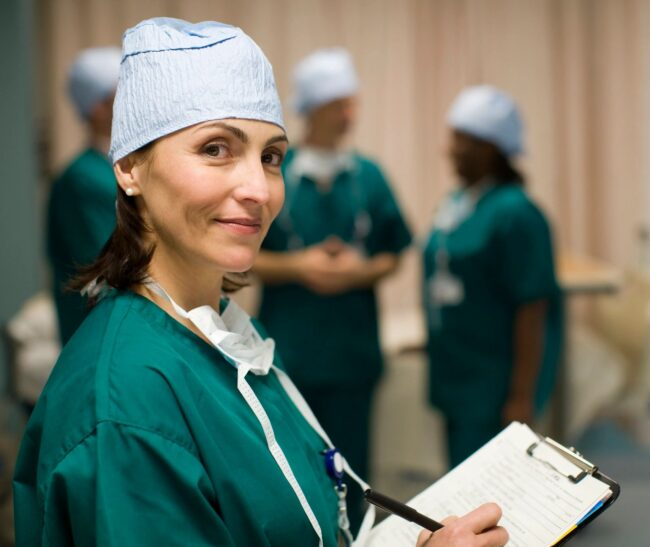 become a nurse in Luxemburg