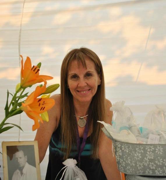 Marcela Wunderlich – Evolución y Esencias Florales