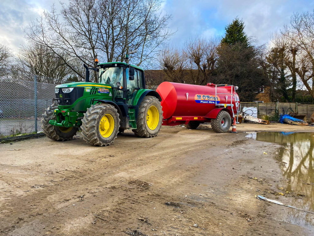 Tractor hire bedfordshire