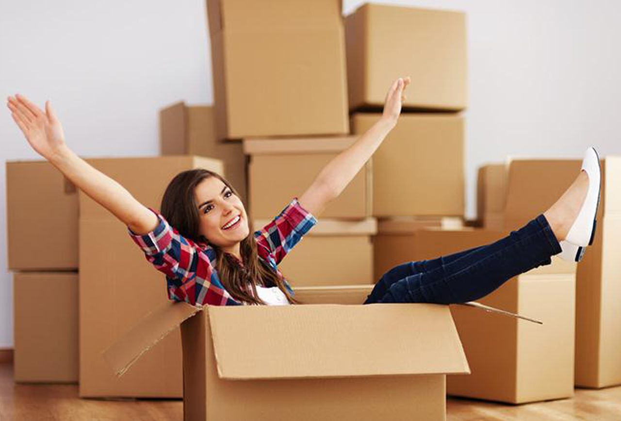 Take  the stress out of moving home.