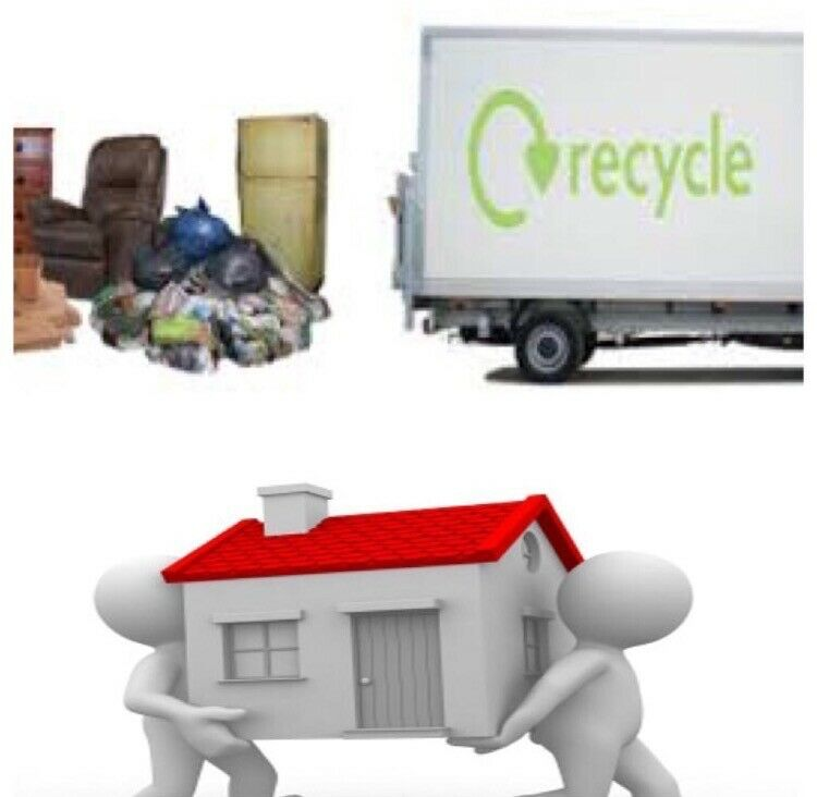 Urgent Van And Man Service for House & Office Removal Piano,Bike recovery commercial Delivery UK