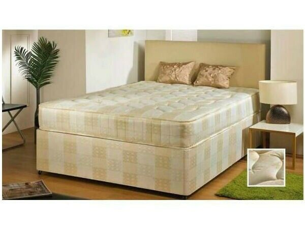 AMAZING SALE OFFER DIVAN BEDS WITH MATTRESSES PAY CASH ON DELIVERY BOOK TODAY