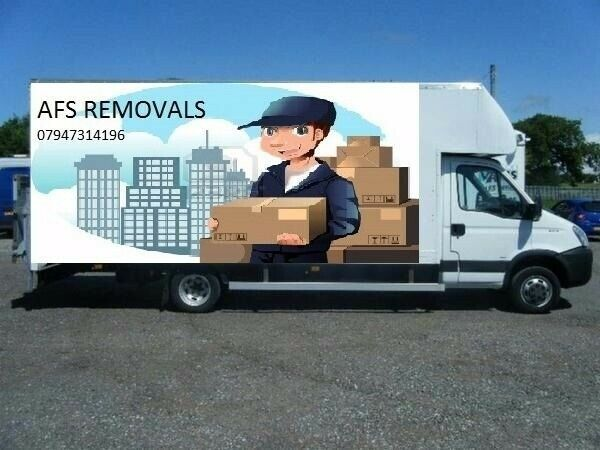 Cheap Removal Services Man & Van hire Office Moving House Clearance Furniture Delivery Collection