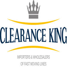 CLEARANCE KING IS A  IMPORTS AND WHOLESALES