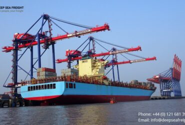 International Freight Forwarding Services in Birmingham