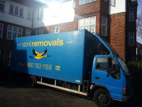 Stork Removals & Storage