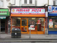 Indiano Pizza