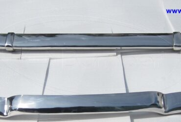 Renault Caravelle bumper (1958-1968) by stainless steel