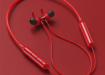 Bluetooth Earphones Magnetic Sports Running Headset