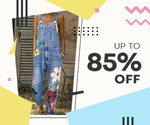 Up to 85% OFF   Best Deal – Woman Fashion