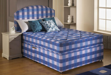 Balmoral mattress and Bed Base.