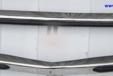 Mercedes W123 Sedan bumper (1976-1985) by stainless steel