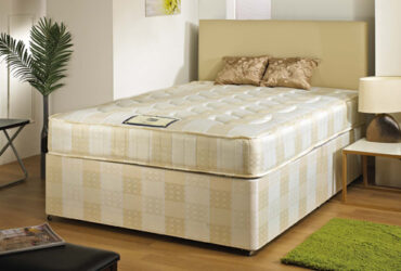 Double Mattress & Bed Base