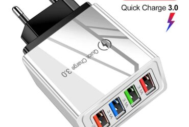 Portable Wall Mobile Charger