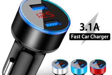 Car Phone Chargers Fast Charging