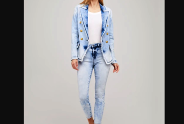 Women's Denim Coats & Jackets